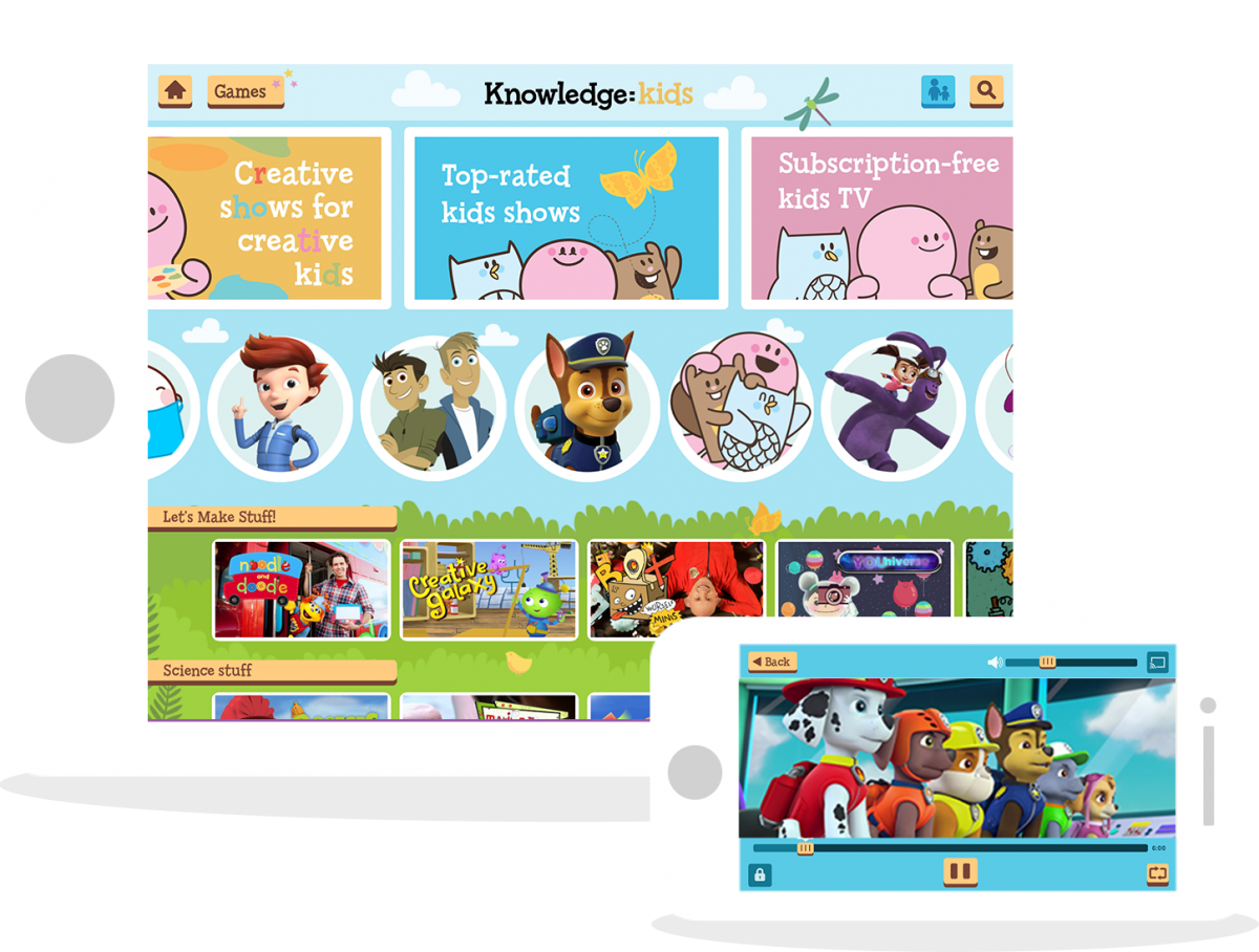 Knowledge Kids App Large