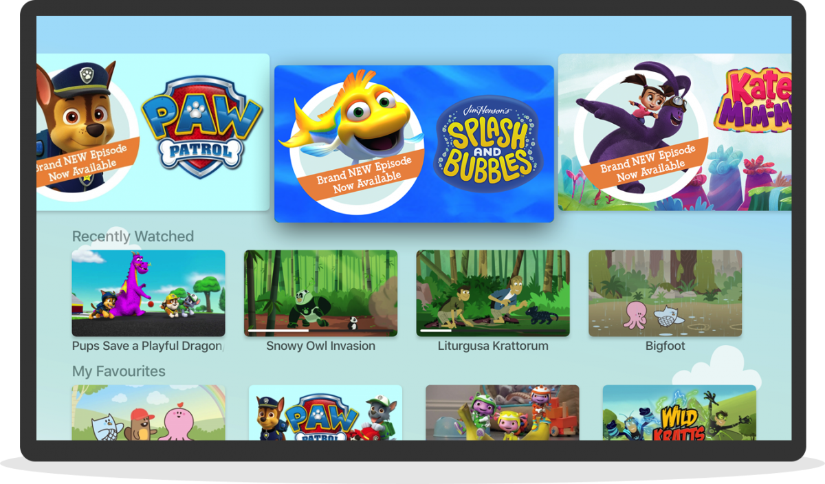 Knowledge Kids TV OS 1