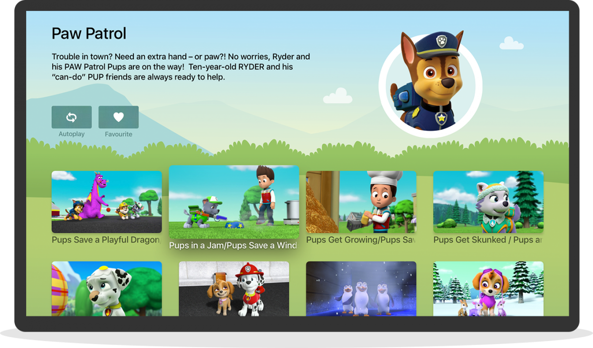 Knowledge Kids TV OS 2